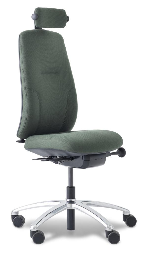 RH New Logic 220 Loff maatkantoren Ergonomische bureaustoel (4)