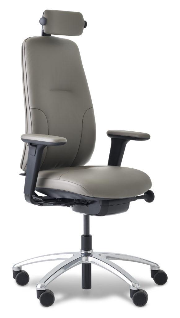 RH New Logic 220 Loff maatkantoren Ergonomische bureaustoel (5)