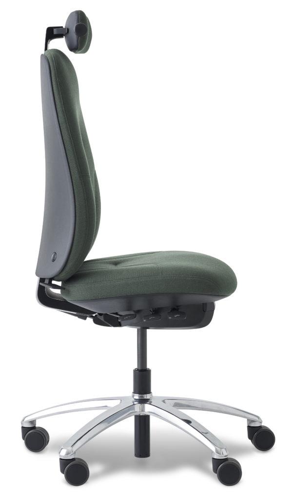 RH New Logic 220 Loff maatkantoren Ergonomische bureaustoel (6)