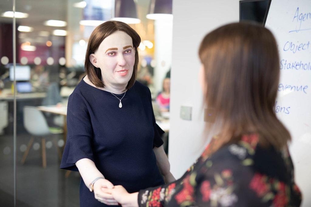 Emma, de collega van de toekomst
