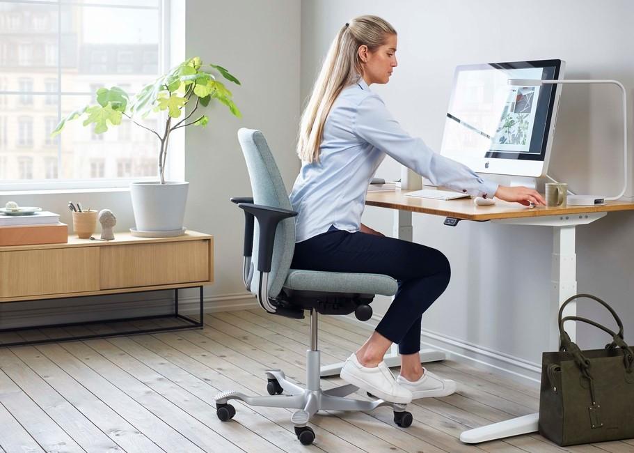 Hag Creed - leasing bureaustoelen