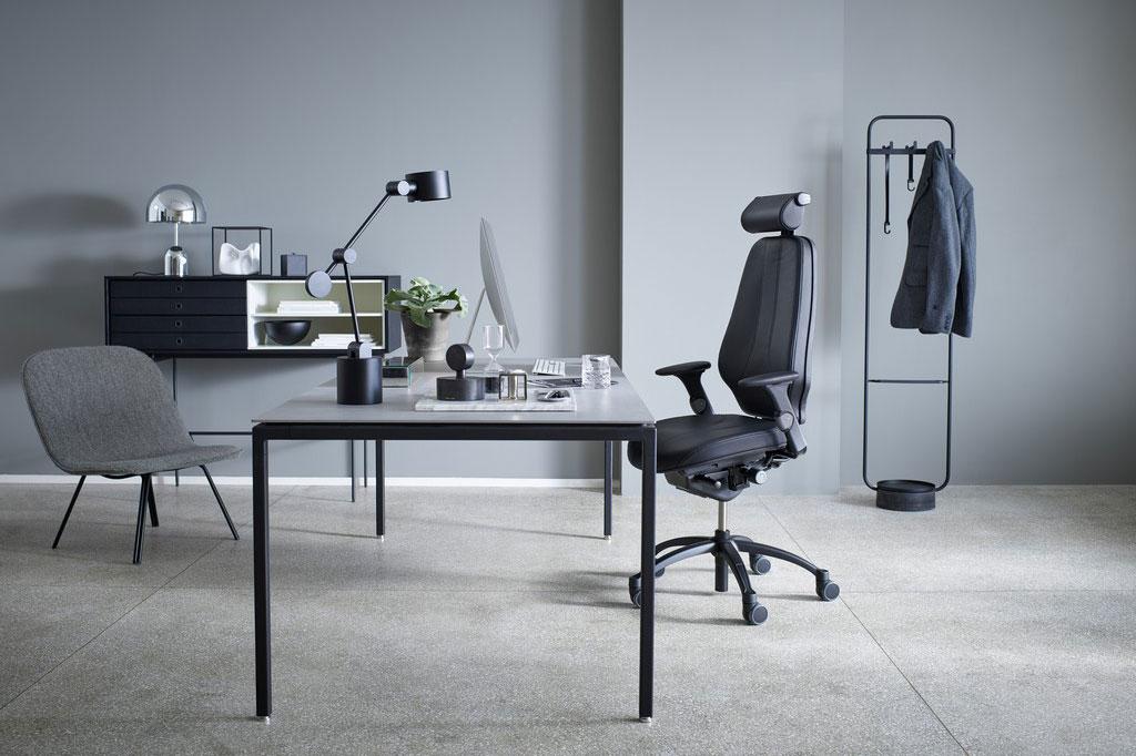 bureaustoel voor zware personen