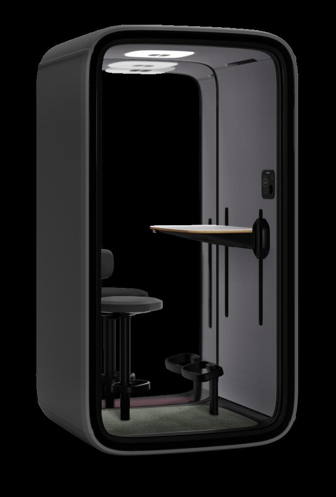 Framery-One-Soundproof-Workpod-Loff-maatkantoren-België-Waregem (1)