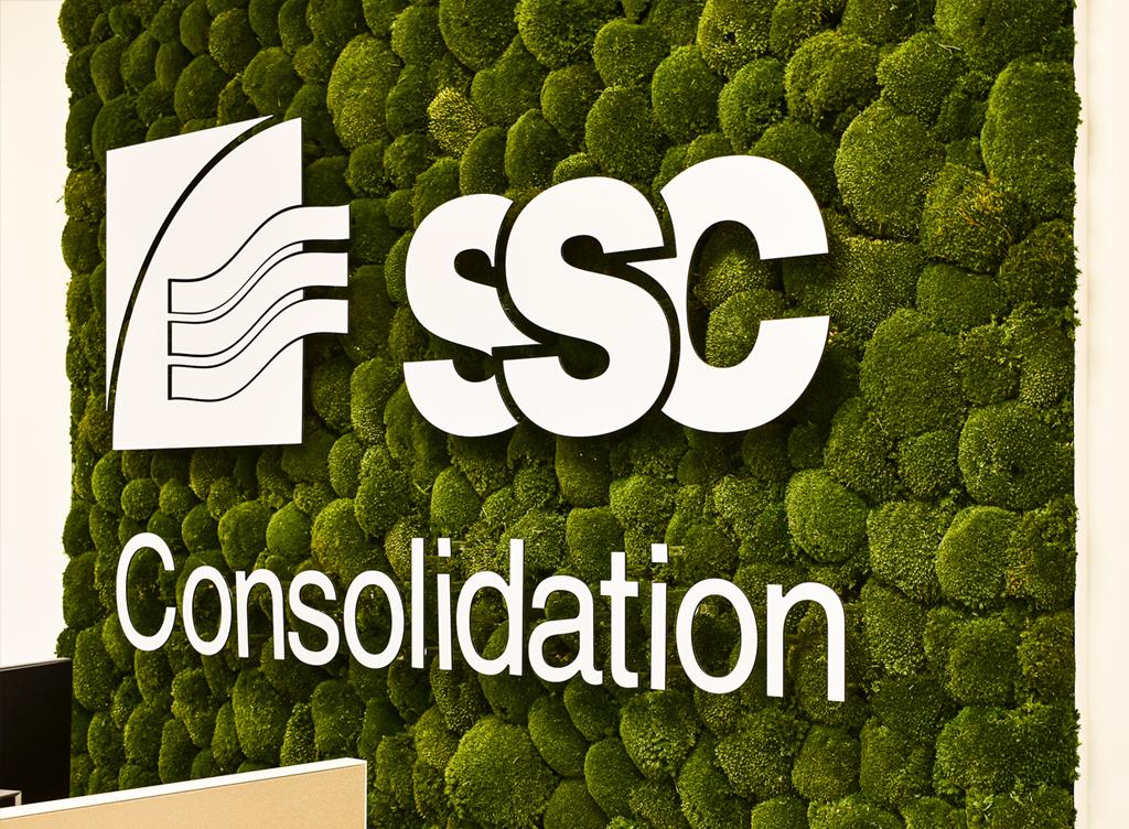 SSC Consolidation Referentie Loff Maatkantoren Waregem Kantoorinrichting