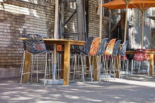 ergonomische stoelen terrasstoelen