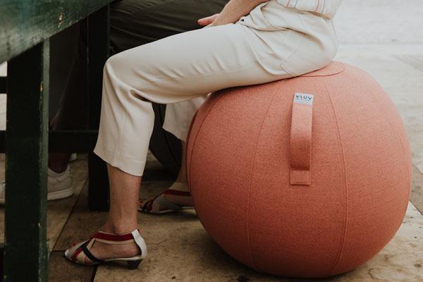 Ergonomische stoelen zitballen