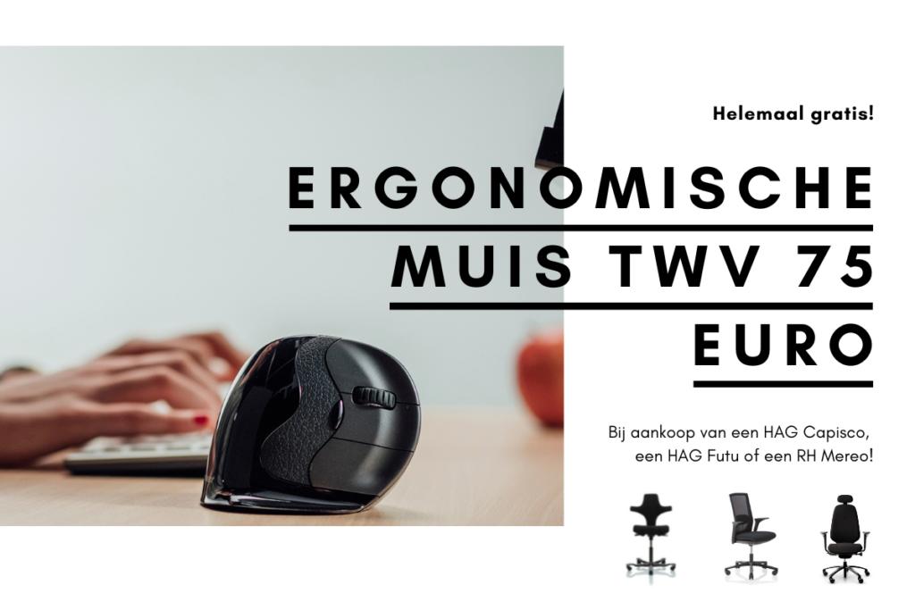 Acties ergonomische muis